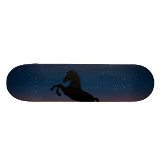 Horse Animal Nature Skate Boards