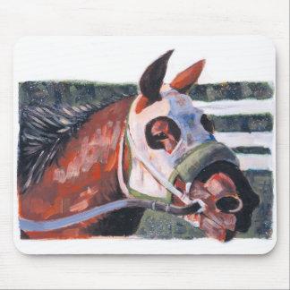 horse apos s neck high res mouse mats