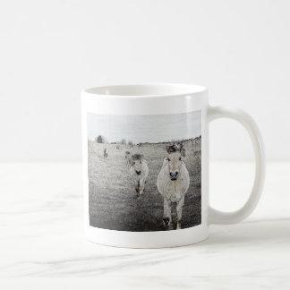 horse art 1 coffee mugs