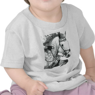 Horse Art EXTREME EVENTING T-shirt
