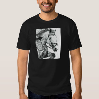 Horse Art EXTREME EVENTING Tshirt