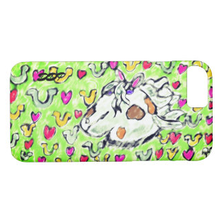 horse art four iPhone 8/7 case