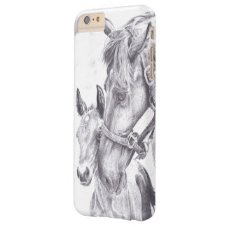 Horse Art iPhone Case