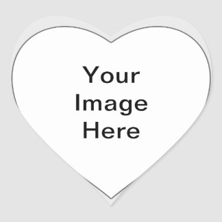 Horse Arts Heart Sticker
