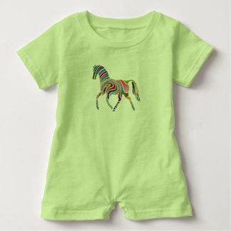 Horse Baby Romper Baby Bodysuit
