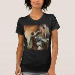 Horse Bit & Strap on Horse Shirt