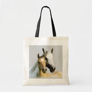 Horse Buddies Tote Bag