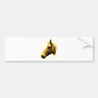 Horse Bumper Sticker