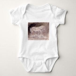 Horse by Eugene Delacroix T-shirt