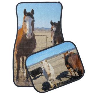 Horse Car Floor Mats