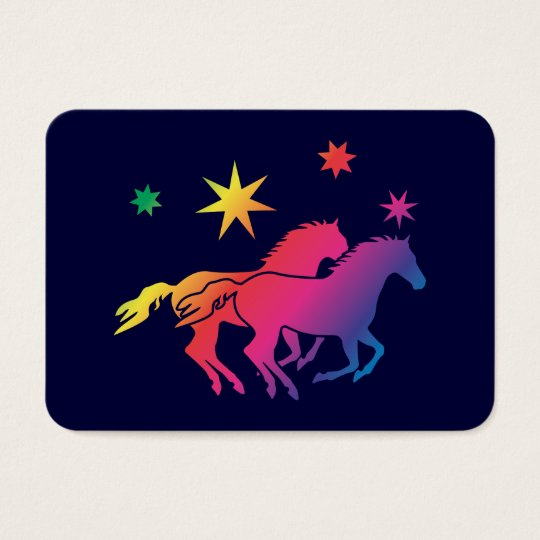 Horse cards