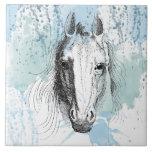 Horse Ceramic Tiles
