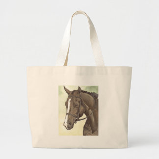HORSE Champion Appendix QH Mare Jumbo Tote Bag
