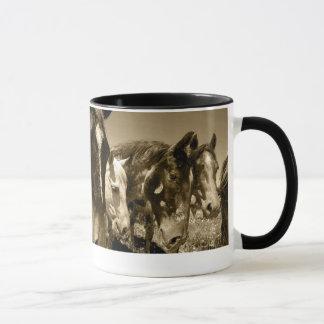 Horse Coffee mug with cute saying