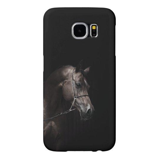 horse collection. arabian bay samsung galaxy s6 cases