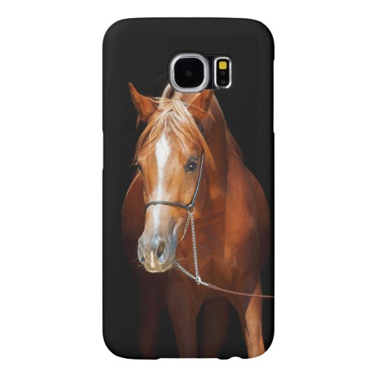 horse collection. arabian red samsung galaxy s6 cases
