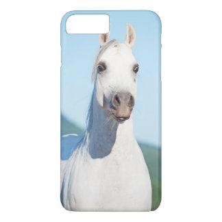 horse collection. arabian white iPhone 8 plus/7 plus case
