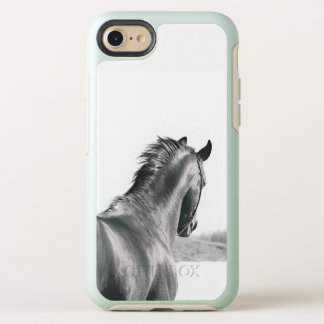 horse collection. B&W OtterBox Symmetry iPhone 8/7 Case