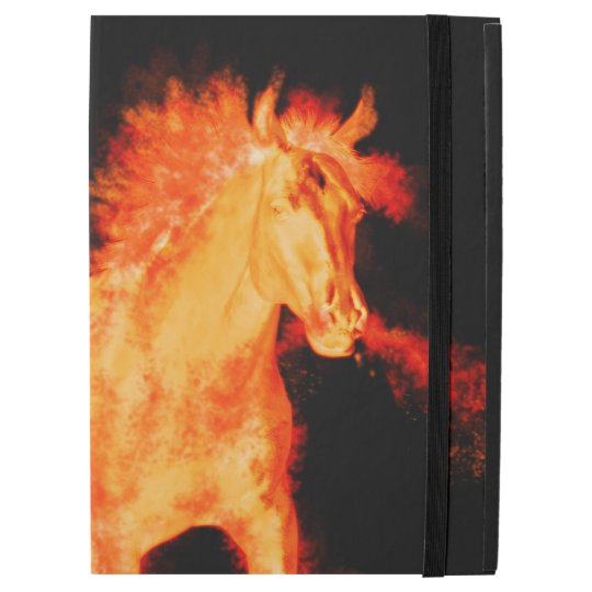 "horse collection. fire iPad pro 12.9"" case"