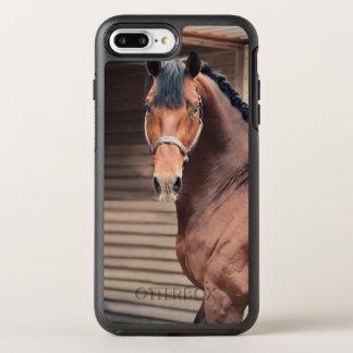 horse collection. Oldenburg sportive OtterBox Symmetry iPhone 8 Plus/7 Plus Case