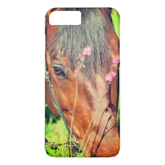 horse collection. Trakehner. spring iPhone 8 Plus/7 Plus Case