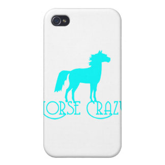 HORSE CRAZY COVER FOR iPhone 4