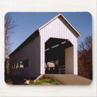 Horse Creek Covered Bridge Mouse Pad