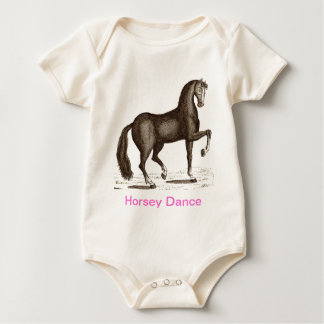 Horse Dance - DANCING HORSE Bodysuits