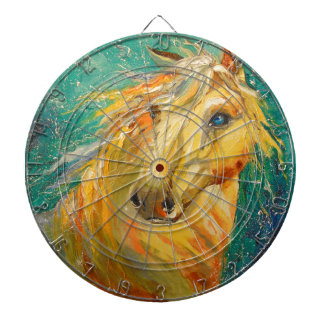 Horse Dartboard