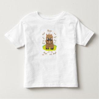 Horse Design Toddler T-Shirt