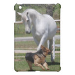 HORSE & DOG PLAY CASE FOR THE iPad MINI