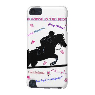 Horse Doodles Hard Shell iPod Speck Case iPod Touch (5th Generation) Cover
