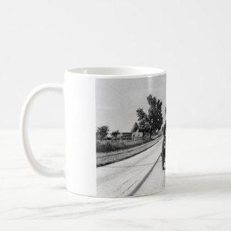 Horse drawn – 1938. mug