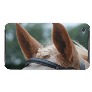 horse ears iPod Case-Mate case