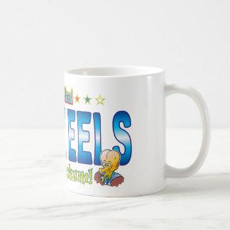 Horse Eels Dr. B Head Basic White Mug