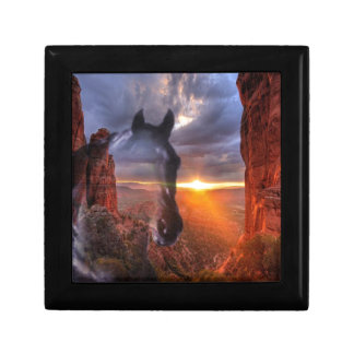 Horse-Equestrian Gift Box