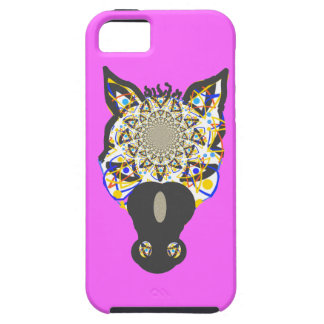 Horse Face abstract Iphone cases iPhone 5 Cases