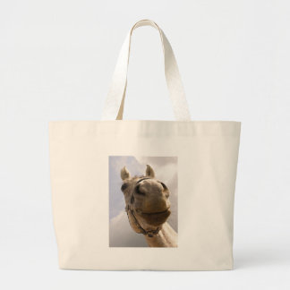 Horse face bags