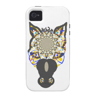 Horse Face Vibe iPhone 4 Covers