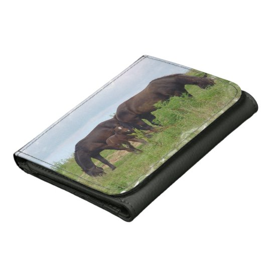 Horse Family Wallet