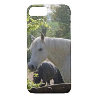 Horse Farm Mums Sports Peace Love Destiny iPhone 7 Case