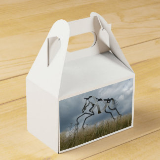 Horse Favour Box
