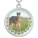 Horse Foal Necklace