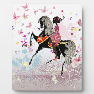 Horse Girl Plaque
