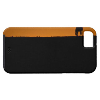 Horse grazing on Kentucky farm iPhone 5 Cover