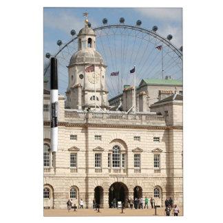 Horse Guards Parade, London, England Dry Erase Whiteboard