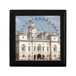 Horse Guards Parade, London, England Gift Box