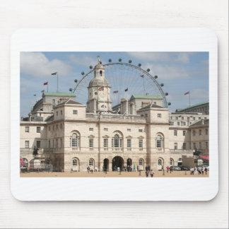 Horse Guards Parade, London, England Mousepad