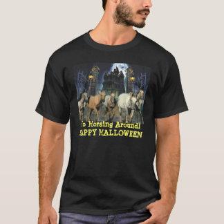Horse Halloween Unisex T-Shirt