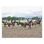 Horse Haven Turf Runners Photograph